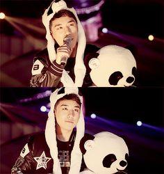 Seungri #Panda #BigBang