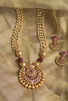 Best Silver and Designer Jewellery Online Pearl Necklace Designs, Gold Earrings Designs, Gold Necklace, Gold Bangles Design, Gold Jewelry Simple, Beaded Jewelry, Gold Jewellery, Silver Jewelry, 3 D