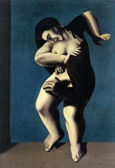 'Les Jours Gigantesques' by Belgian Surrealist artist René Magritte Rene Magritte, Max Ernst, Hans Thoma, Tableaux Vivants, Francis Picabia, Art Database, Art Moderne, Pablo Picasso, Titanic