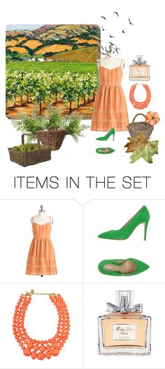 """""""Campagna estiva"""" by flaviavipera ❤ liked on Polyvore featuring art"""
