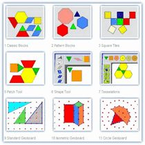 Awesome page for teaching different math skills! Great for all elementary grades!