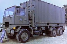 Bedford 14 Ton TM 6x6 Flat bed