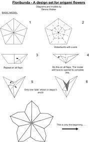 Rose diagram of the modules origami part3 fiori pinterest origami flowers and roses whats better than giving someone a flower answer give them a flower that doesnt wilt youre sure to get a lot of attention mightylinksfo