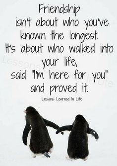 When it comes to friendship and relationships I am here for the long haul. I seek people who are good listeners and can tell me when I am way off the mark. People who are truthful and not all about drama. Life lesson