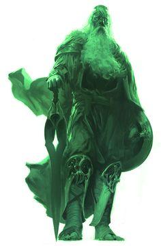 Representation of Kord (Iar's Third Guardian)