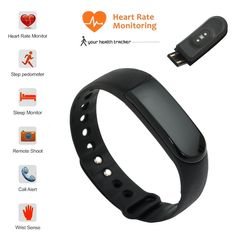 1pc Heart Rate Smart Bracelet band Watch health care Wireless <font><b>Fitness</b></font> <font><b>Tracker</b></font> Wristband for Android iOS sport tool s2. Learn even more by checking out the picture link Sports & Outdoors - Women's Running Gadgets - http://amzn.to/2kLC1Vf