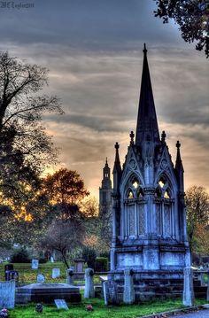 Gothic Sunset