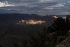 A ray of light on the Grand Canyon - Limited Edition 1 of 10
