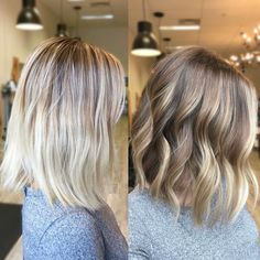 Reverse Balayage by - caramel ombre hair Reverse Balayage, Reverse Ombre, Balayage Hair Blonde, Brunette Hair, Blonde Ombre, Haircolor, Caramel Ombre Hair, Blonde Roots, Dark Roots