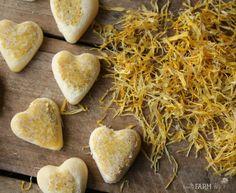 Calendula Bath Melts Recipe