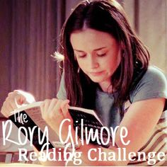 This is a big challenge. It might take me a lifetime :) Cute Junk I've Made: The Rory Gilmore Book Challenge