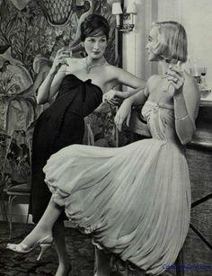 Abiti da Cocktail 1957.