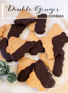 Double Ginger Cookies Recipe - My Cooking Spot