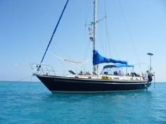 1981 Gulfstar 44 Center Cockpit Sloop Sail Boat For Sale - www.yachtworld.com $69,000