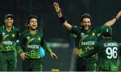 Pakistan Qualifies For ICC Champions Trophy