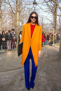 Yulia-Pepilas-Fashion-Editor-Vogue-Ukraine-at-Chloé-PFW-fall-winter-2013-photo-Ford-Leland