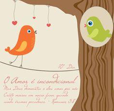 UM BLOG SOBRE O AMOR: O Desafio de Amar