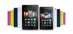 Amazon Announces 3 New Tablets with Low Prices and High-Quality Displays