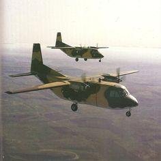 C-212 Aviocar. Ejército del Aire Español