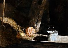 Andrew Wyeth ~ Regionalist style | Tutt'Art@ | Pittura * Scultura * Poesia * Musica |