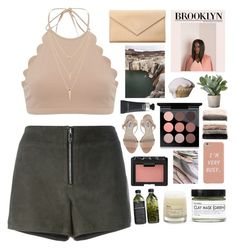 """""""Untitled #2220"""" by tacoxcat ❤ liked on Polyvore featuring Marysia Swim, rag & bone, MAC Cosmetics, Nordstrom, Carré Royal, NARS Cosmetics, Fig+Yarrow, Le Labo and Torre & Tagus"""