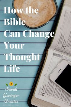 Do you know that the Bible can change your thought life? It did this for me when I started reading it every day. Here's my story, which I hope inspires you. #Bible #christianmeditation #thoughtlife #intentionalliving Women Of Faith, Faith In God, Christian Living, Christian Faith, Christian Women, Psalm 25, Proverbs 31, One Year Bible, Bible Verse Memorization
