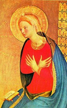 La vergine Annunziata Beato Angelico Annunciazione di Cortona Fra Angelico, Catholic Art, Italian Renaissance, 3 In One, Madonna, Mona Lisa, Artwork, Portraits, Image