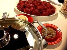 Fondue de carne :: Pimenta na cozinha