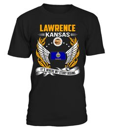 Lawrence, Kansas - It's Where My Story Begins #Lawrence