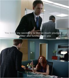 Suits - Donna and Mike #Season4