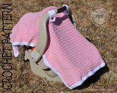 CROCHET PATTERN  Babylicious Car Seat by HeathersCraftCorner, $5.00