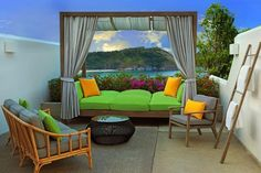 Relax with a Great View - Nai Harn Phuket, Thailand