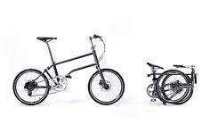 Das weltweit erste selbstladende Elektro-Faltrad - VELLO BIKE+ aus Wien