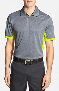 Nike 'Victory Block' Dri-FIT Golf Polo available at #Nordstrom