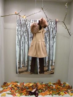 Tailored wool camel dress by Marie Chantal for girls fashion winter 2011