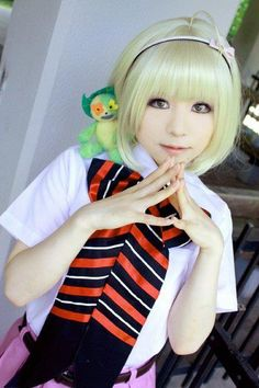 Blue Exorcist Cosplay | ShayaSHIMA » Photos » Cosplay Blue Exorcist » Shiemi2