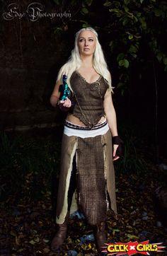 Daenerys Targaryen Cosplay - Game of Thrones