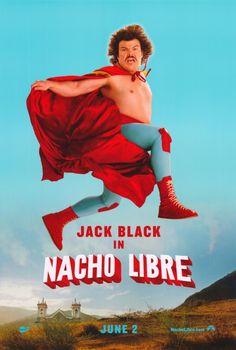 Nacho Libre 11x17 Movie Poster (2006)