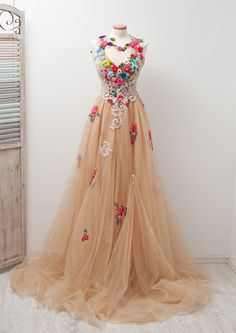 Prom Dress For Teens, Lovely Open Back Charming Tulle Elegant Prom Dresses Applique Prom Gowns, cheap prom dresses, beautiful dresses for prom. Best prom gowns online to make you the spotlight for special occasions. Open Back Prom Dresses, Elegant Prom Dresses, Tulle Prom Dress, Cheap Prom Dresses, Pretty Dresses, Beautiful Dresses, Wedding Dresses, Prom Gowns, Party Dress