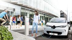 ZOE Z.E. - Z.E. Elektrofahrzeuge - Renault Schweiz