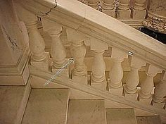 black markble stairs - Google Search