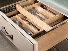 utensil organization