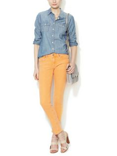 The Breathless Skinny Jean by MiH at Gilt