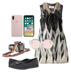 """Gurl Outside"" by sheinadieva on Polyvore featuring Urbancode, Blowfish and N°21"