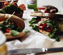 sandwiches: so many gorgeous pictures