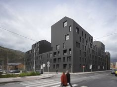 Gallery of Vivazz, Mieres Social Housing / Zigzag Arquitectura - 2