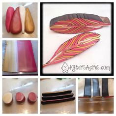 52 Weeks of Canes: Feather Cane