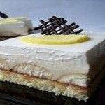 Cukrovi na Vanoce: Nepečený dort