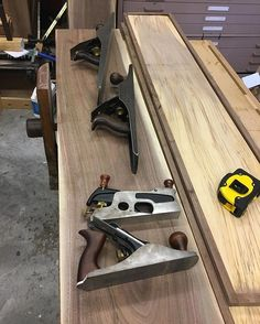 I have thought and thought and re thought the layout of this plane cabinet too many times. How deep does it need to be? Where everything goes... grrrr time to pull the trigger and move forward. But seriously how big is to big off the wall? Haha right now it's about 12 thinking I may push it out a couple more inches. #woodworking #handtools #handplanecabinet