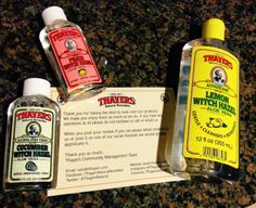 Thayer's Natural Remedies Witch Hazel Review #skin #care #natural #health #organic #thayers #acne #healing #clear